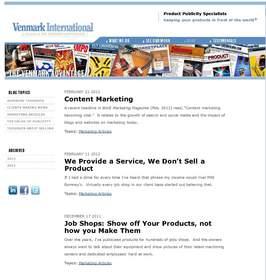 Venmark International Blog
