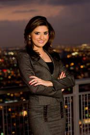 Andrea Linares Noticias GenTV News Anchor