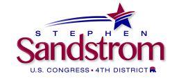 Stephen Sandstrom for US Congress