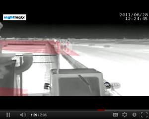 SightLogix Perimeter Security on ABC News Clip