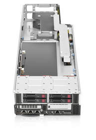 HP ProLiant SL250 Generation 8 CPU-GPU hybrid server