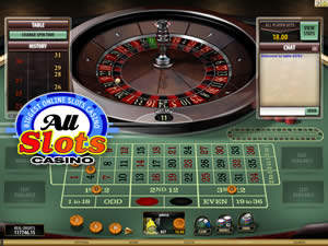 All Slots Casino - Featuring Multi-Player Roulette Diamond Edition
