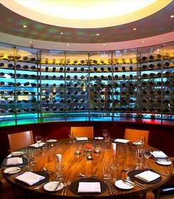 London American restaurant