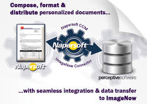 Napersoft CCM ImageNow Connector