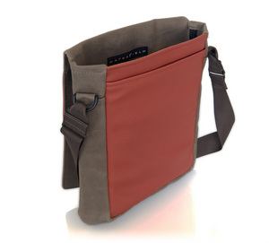 WaterField Designs Muzetto Outback - Flame - Open View