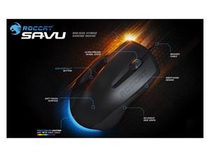 ROCCA Savu gaming mouse