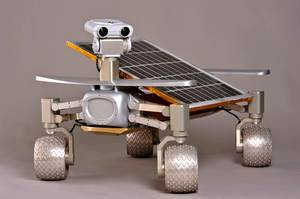Moon Rover 'Asimov' from Part-Time Scientists 1
