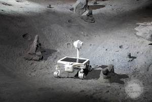 Moon Rover 'Asimov' from Part-Time Scientists 2
