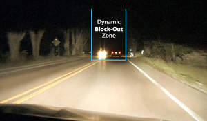 Gentex SmartBeam Dynamic Forward Lighting system