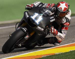 Ben Spies MotoGP Racing Sensation