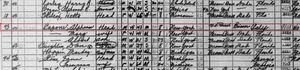 1940 Census, Al Capone