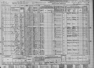 1940 Census, Gene Hackman