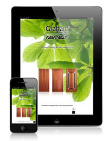 Graham Wood Doors App for iPad and iPhone