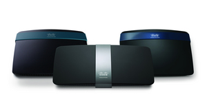 Cisco, Linksys, Wireless Router, Smart Router