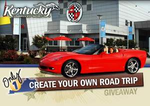 Only One Kentucky Create Your Own Road Trip Giveaway