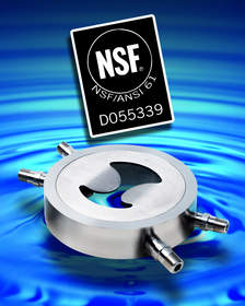 Westfall Static Mixer Receives NSF Certification