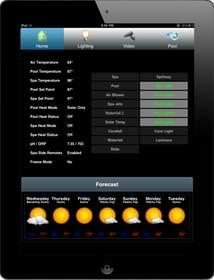 Pentair Water Pool and Spa ScreenLogic2 Mobile app