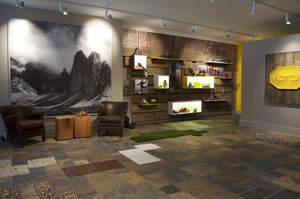 Vibram flagship store interior