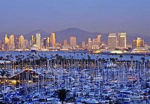 El San Diego Marriott Marquis ofrece su paquete de sol entre sus ofertas de hoteles en San Diego