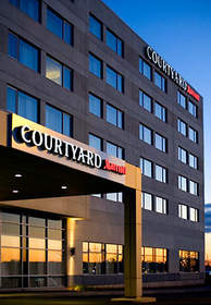 Courtyard Montreal (YUL) Airport - YUL Airport Hotels