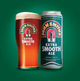 John Smith's Extra Smooth, John Smiths Ale, Pub Ale, John Smith's