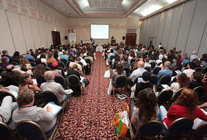 Attendees at past ICare4Autism International Autism Conference