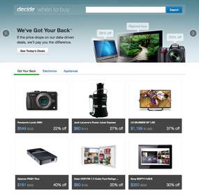 daily deals, computers, tablets, appliances, electronics