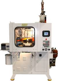 The new Jomar 20 injection blow molding machine