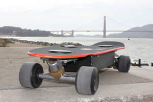 ZBoard San Francisco Special Electric Skateboard