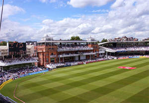 hotel near Lords Cricket Ground in London