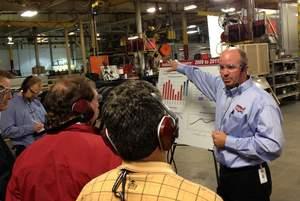 Wabash National, semi trailer, manufacturing, production, velocity, capacity