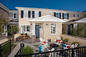 new tustin townhomes, tustin new townhomes, new oc townhomes, townhome living