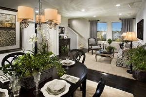 new la townhomes, la new townhomes, gated la townhomes, new townhomes for sale