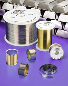 Composite clad metal wire