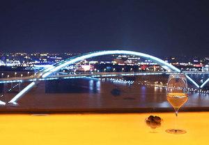 Shanghai Luwan Restaurants & Bars - YU Rooftop Bar