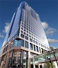 New DSI headquarters at 1201 Walnut Street in downtown Kansas City, Missouri