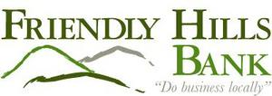 Friendly Hills Bank