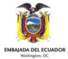 Embassy of Ecuador