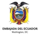 Embassy of Ecuador