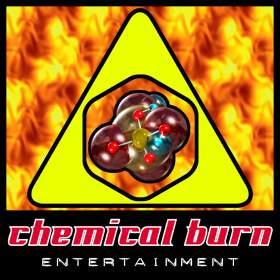 Chemical Burn Entertainment logo