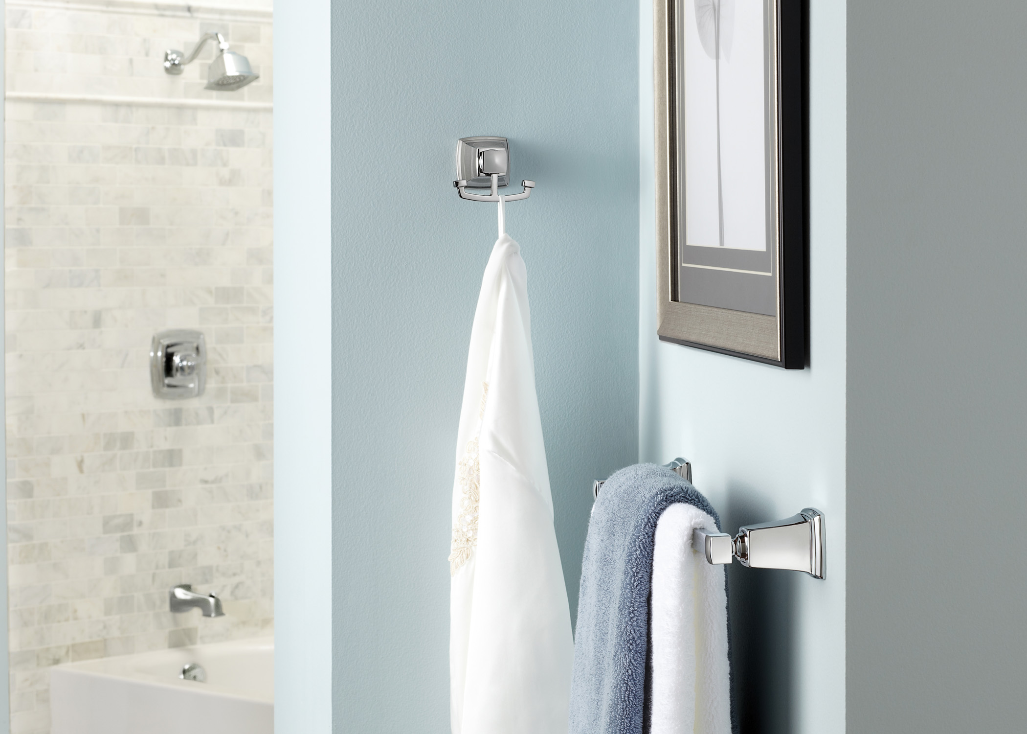 G Moen Boardwalk Bath Collection Offers Perfectly Matched Faucets And  Accessories To Create A Classic Look In The Bath