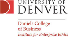 Institute for Enterprise Ethics at Daniels College of Business