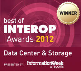 Panzura has been named a 2012 Best of Interop Award winner in the Data Center and Storage category.