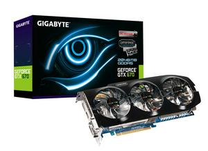 For gamers who need a new graphics card, the GeForce GTX 670 represents a tremendous upgrade. Compared to its predecessor (GeForce GTX 570), the GeForce GTX 670 runs 41% faster on average, and over 50% faster in some cases with the most demanding DX11 applications.