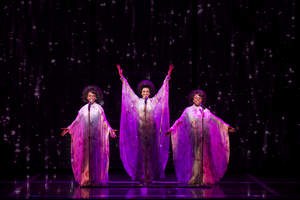 Dreamgirls Akron's EJ Thomas Hall