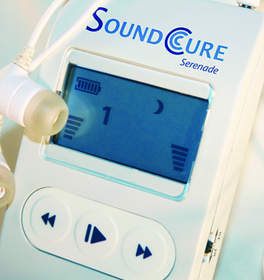 SoundCure Serenade for the treatment of tinnitus