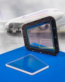 Meller Sapphire windows protect sensors
