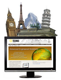 Technic's European based operations service the Semiconductor, PCB, Industrial, Electronic component