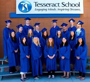 Tesseract School (Phoenix, AZ) 2012 Senior Class