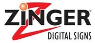 Zinger Digital Signs